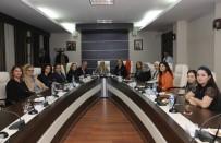 Atatürk Üniversitesinde Kadın Sorunları Konuşuldu