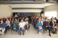 FARUK GÜNAY - Aydın'da 'AFAD Gönüllüleri' İçin Eğitim Toplantısı Düzenlendi