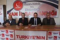 Başkan İlhan'dan Gündem Toplantısı
