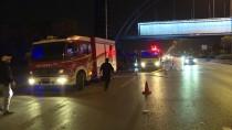 Başkentte Trafik Kazası Açıklaması 1 Ölü