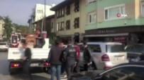 Beşiktaş'ta İşgaliye İzni Olmayan Valeler Bir Kişiyi Bıçakla Yaraladı