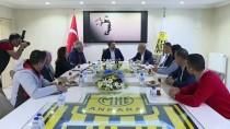CHP'den Ankaragücü'ne Ziyaret