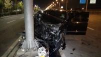 GAZİ YAŞARGİL - Diyarbakır-Şanlıurfa Karayolunda Trafik Kazası Açıklaması 5 Yaralı