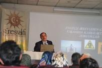 Doç. Dr. Erciş, 'Engellilerin Güncel Sorunları'nı  Anlattı
