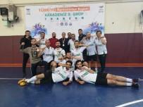 Eğitim Bir-Sen Yönetimi Futsal Takımı İle Bir Araya Geldi