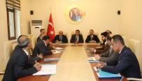 BURHAN ÇAKıR - Erzincan'da Sulama Sorunu Barajlarla Çözülecek