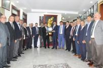 Ruhsar Pekcan - Esnaf, Sanatkarlar Ve Kooperatifçilik Genel Müdürü Erkan'dan Eskişehir Esnafına Ziyaret