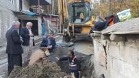 Evlerine Su Basan Ailelerin Mağduriyeti Giderildi