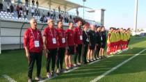 Futbol Açıklaması 19 Yaş Altı Avrupa Şampiyonası Eleme Turu