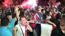 AVRUPA FUTBOL ŞAMPİYONASI - Futbolcular '12. Adam'dan Etkileniyor