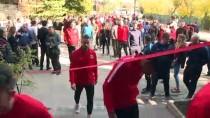 Gençlerbirliği'nin 'Kırmızı Kara Mağaza'sı Açıldı