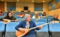Gizlice Eline Aldığı Bağlaması İle Artık Türkülere Hayat Veriyor