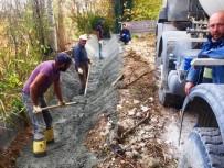 Hisarcık'ta Yer Üstü Sulama Tesisleri Bakım, Onarım Ve Yenileme Çalışması