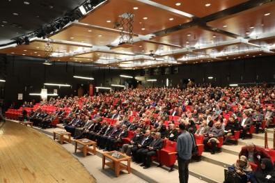 İl Müftüsü Güven Açıklaması 'Muhafazakar Olan Kayseri'mizde Şu Anda 7 Tane Aile Mahkemesi Var'
