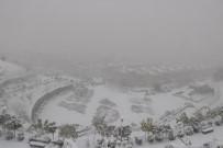 İRANLıLAR - İran'da Kış Kendisini Gösterdi