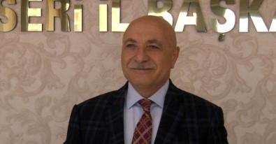 İsmail Tamer Açıklaması 'Kayseri Turizm Açısından Son Günlerde İyi Bir Atak Yapmış Durumda'