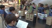 Kartal'ın Çevreci Minikleri, 'Bir Kitap Bir Fidan' Etkinliğinde Buluştu