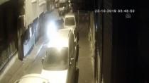 Otomobilleri Parçalarken Suçüstü Yakalanan 3 Şüpheli Tutuklandı