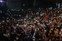 ALİ FUAT ATİK - Siirt'te Manuş Baba Konseri