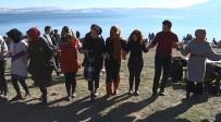 Trabzonlulardan Elazığ'da Hamsi Festivali