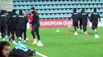 ANDORRA - Ümit Milli Futbol Takımı, Andorra Maçı Hazırlıklarını Tamamladı