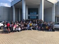 Üreticilerin Çocuklarından Marmarabirlik'e Ziyaret