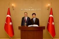 VIETNAM - Vietnam Büyükelçisi Tran Quang Tuyen'den Vali Su'ya Ziyaret