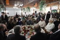 ERGUVAN - Başkan Büyükkılıç, Gastronomi Turizmi Çalıştayı'na Katılan Misafirleriyle Erguvan Tesisleri'nde Bir Araya Geldi