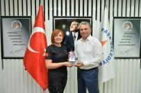 KABILIYET - Başkan Uysal'dan Motosiklet Farkındalığına Yönelik İş Birliği