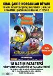 SÜLEYMAN SEBA - Beşiktaş'ta Lösemili Çocuklar Yararına Film Gösterimi