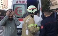 BARBADOS - (Özel) Bastığı Cam Kırılınca 4. Kattan Düşen İş Adamı Yaralandı