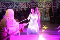 'Şanırak' Müzikal Tiyatro Oyunu İstanbul'da İlk Kez İzleyicilerle Buluştu