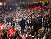FATİH ERBAKAN - Yeniden Refah Partisi'nin kongresinde dikkat çeken karşılama! Salonda 'Mücahid Erbakan' sloganları