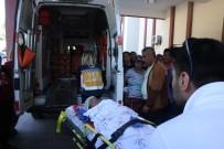 8 Yaşındaki Emirhan Ağır Yaralandı, Mahalleli Sokağa Döküldü