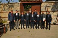 AKŞEHİR BELEDİYESİ - Akşehir'de Karayolları Değerlendirme Toplantısı