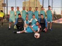 FUTBOL TURNUVASI - Ankara'daki Yozgatlılar, Köyler Arası Futbol Turnuvasında Kıyasıya Mücadele Etti