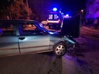 Antalya'da Trafik Kazası Açıklaması 4 Yaralı