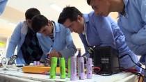 MESLEK LİSESİ - Atık Pillerden 'Powerbank' Ürettiler