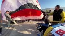 KABILIYET - Bakan Varank İlk Yerli Balon İle Uçtu