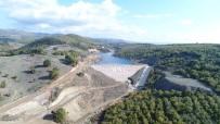 Balıkesir Balya Değirmendere Barajı Sulamaya Hazır
