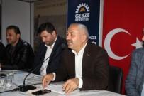 KALDIRIMLAR - Başkan Büyükgöz Mustafa Paşa'yı Dinledi