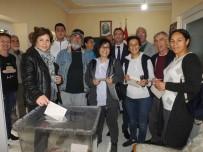 Burhaniye'de Mahalle Meclisi Seçimi Yapıldı