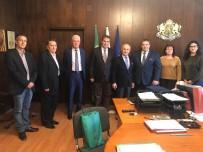 Büyükçekmece Belediyesi, Gorna Oryahovitsa Belediyesi İle İşbirliği Protokolü İmzaladı