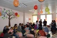 DİYABET HASTASI - Diyabet Hastası Çocuklar Gönüllerince Eğlendi