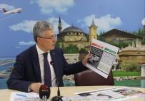 MEHMET ELLIBEŞ - Ellibeş, 'Kocaeli Büyükşehir Belediyesi'nin Hizmetlerine Çamur Atanların Vizyonu Yetişemez'