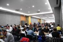 Konyaaltı Belediyesi Uluslararası Satranç Turnuvası Başladı