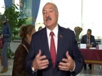 BELARUS DEVLET BAŞKANı - Lukaşenko Seçimlerin Ardından Rusya'ya Rest Çekti