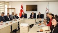 AHMET DEMIRCAN - TÜSEB'in Nadir Hastalıklara Yönelik Vizyon Projeleri Değerlendirildi