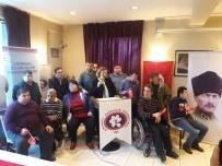 ENGELLİ GENÇ - Zihinsel Özürlüler Federasyonu'ndan Şiddet Olaylarına Tepki