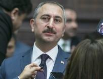 GRUP TOPLANTISI - Adalet Bakanı Gül: Ceza indirimi çalışması yok